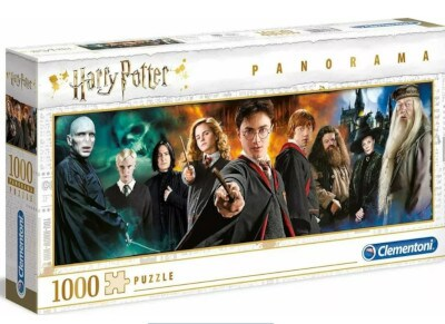 Παζλ Clementoni Panorama Harry Potter 1000 κομμάτια
