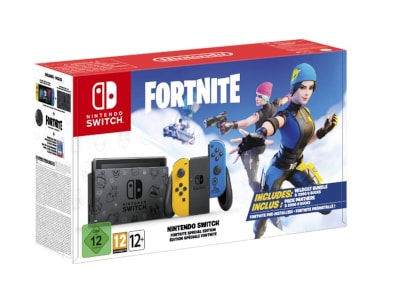 Nintendo Switch Fortnite Special Edition - Κονσόλα Nintendo