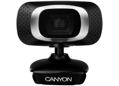 Canyon - Web Camera HD 720P - Μαύρο