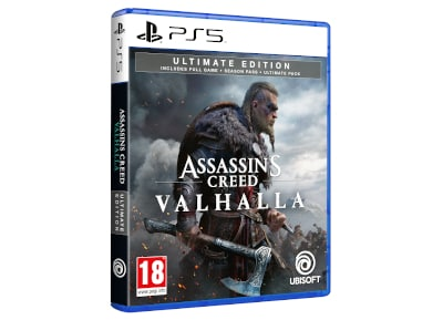 Assassin's Creed Valhalla Ultimate Edition - PS5 Game