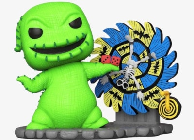 Φιγούρα Funko Pop! - Animation- Nightmare Before Christmas- Oogie Boogie with Wheel