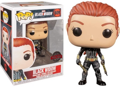 Φιγούρα Funko Pop! - Marvel - Avengers- Black Widow Special Edition