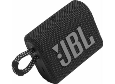 Φορητά Ηχεία JBL Go 3 Bluetooth Μαύρο