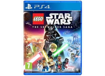The Skywalker Saga Lego – Warner – PS4 Game
