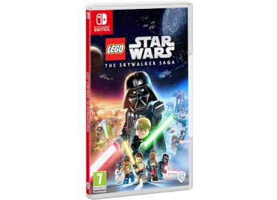 The Skywalker Saga Lego – Warner – Nintendo Switch Game