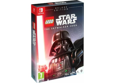 Lego Star Wars: The Skywalker Saga Deluxe Edition – Nintendo Switch Game
