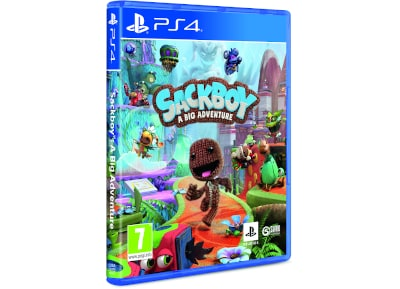 Sackboy A Big Adventure – PS4 Game