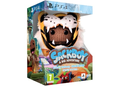 Sackboy A Big Adventure – Special Edition – PS4 Game