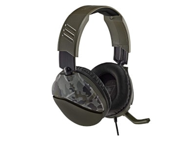 Turtle Beach Recon 70 - Gaming Headset Green Camo