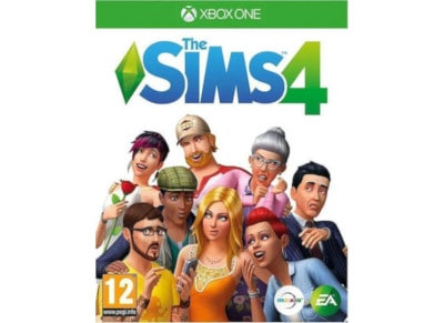 GC XBOXONE THE SIMS 4 PLUS GP9