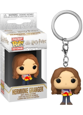 Μπρελόκ Funko Pop! Harry Potter Holiday Hermione