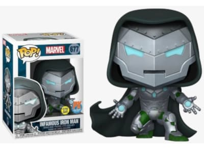 Φιγούρα Funko Pop! Marvel Infamous Iron Man Special Edition