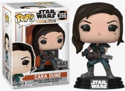Φιγούρα Funko Pop! The Mandalorian Cara Dune