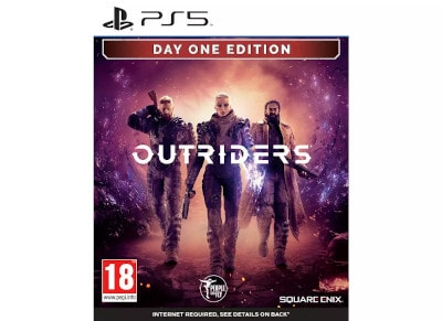 Outriders Day One Edition - Square Enix - PS5 Game