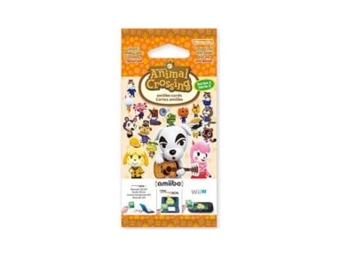 Nintendo Amiibo - Animal Crossing Set 2