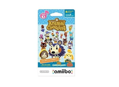 Nintendo Amiibo - Animal Crossing Set 3