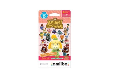 Nintendo Amiibo - Animal Crossing Set 4