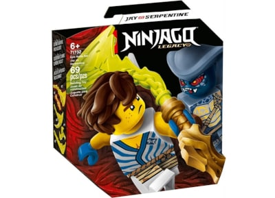 Lego® 71732 Ninjago Legacy Epic Battle Set - Jay Εναντίον Serpentine