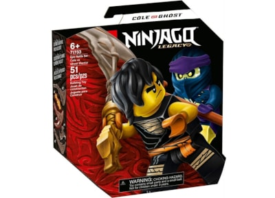 Lego® 71733 Ninjago Legacy Epic Battle Set - Cole Εναντίον Ghost Spinner