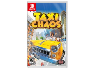 Taxi Chaos – Nintendo Switch Game