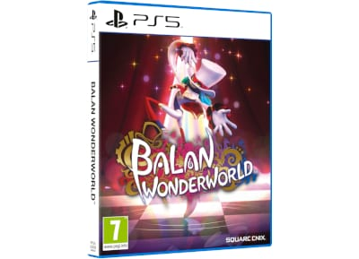 Balan Wonderworld - PS5 Game