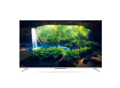 "Τηλεόραση TCL 55"" Ultra HD 4K LED Smart Android TV 55P715"