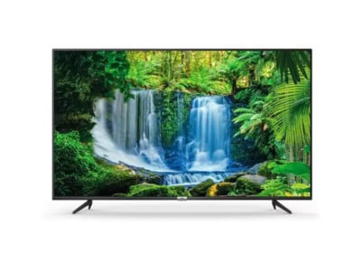 "Τηλεόραση TCL 50"" Ultra HD 4K LED Smart Android TV 50P615"