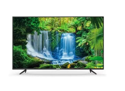 "Τηλεόραση TCL 43"" Ultra HD 4K LED Smart Android TV 43P615"