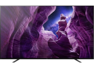 "Τηλεόραση Sony 55"" Smart Android TV OLED 4K UHD KD55A8BAEP"