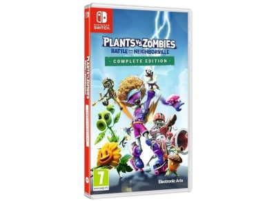 Plants vs. Zombies: Battle for Neighborville Nintendo Switch Game