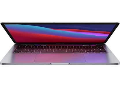 "Apple MacBook Pro 13.3"" with M1 Chip (Apple M1/8GB/256GB SSD) - Silver με 2 έτη εγγύηση"