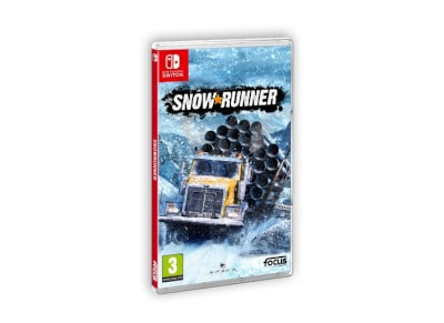 SnowRunner – Nintendo Switch Game