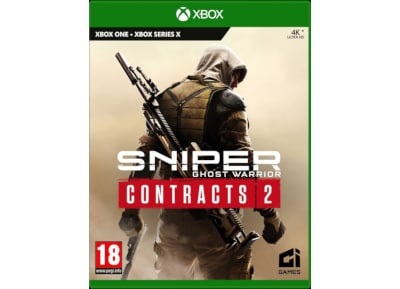 Sniper Ghost Warrior Contracts 2 – Xbox One Game