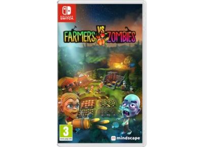 Farmers VS Zombies - Nintendo Switch Game