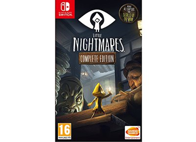 Little Nightmares Complete Edition – Nintendo Switch Game