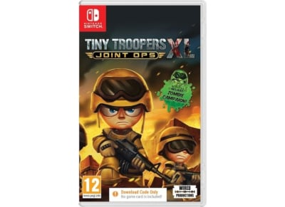 Tiny Troopers Joint Ops XL – Nintendo Switch Game