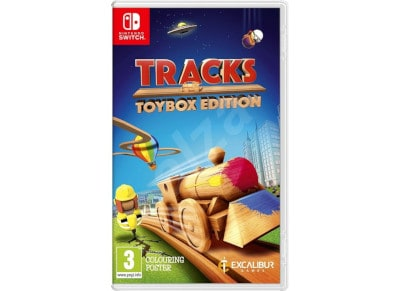 Tracks: Toolbox Edition – Nintendo Switch Game