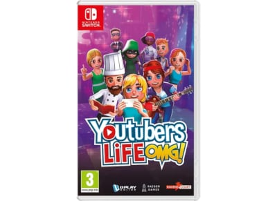 Youtubers Life OMG Edition – Nintendo Switch Game