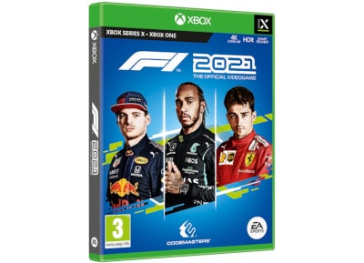 F1 2021 – Xbox One Game