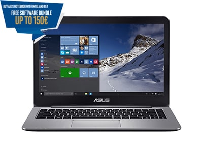 "Laptop Asus VivoBook 14"" (N3350/4GB/32GB/HD) E403NAGA002T"