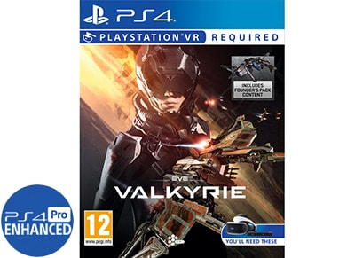 EVE Valkyrie - PS4/PSVR Game