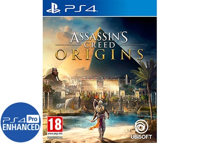 Assassin's Creed Origins – PS4 Game