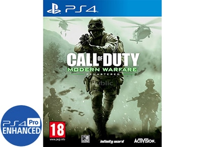 Call of Duty 4: Modern Warfare Remastered - PS4 Game gaming   παιχνίδια ανά κονσόλα   ps4