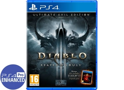 Diablo III: Ultimate Evil Edition - PS4 Game gaming   παιχνίδια ανά κονσόλα   ps4