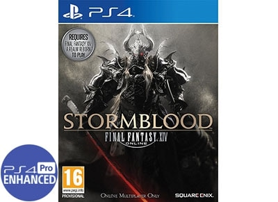 Final Fantasy XIV Stormblood - PS4 Game
