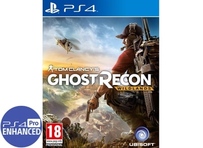 Tom Clancy's Ghost Recon: Wildlands - PS4 Game