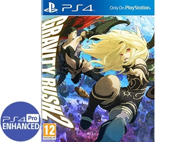 Gravity Rush 2 - PS4 Game