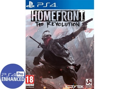 Homefront: The Revolution - PS4 Game