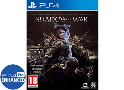 Middle-Earth: Shadow of War – PS4 Game