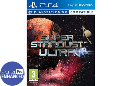 Super Stardust Ultra VR - PS4/PSVR Game